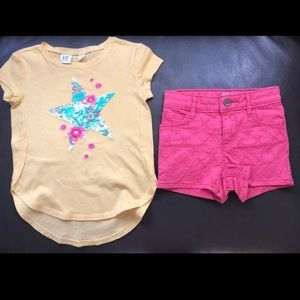 Adorable Girls 4 5 Gap Kids Outfit